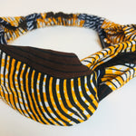 Turban headband ripples m/l
