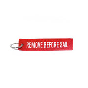 Llavero Remove Before Sail