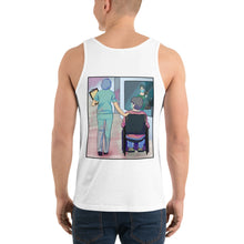 Load image into Gallery viewer, Nurse and Elderly Woman - Limited Edition Classic Tank
