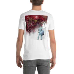 T2T - Limited Edition Hero's T-Shirt by MJ.Hiblen