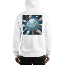 Load image into Gallery viewer, MJ Hiblen All in Challenge Hoodie Back
