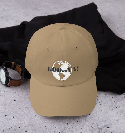 Trust in God Dad Hat
