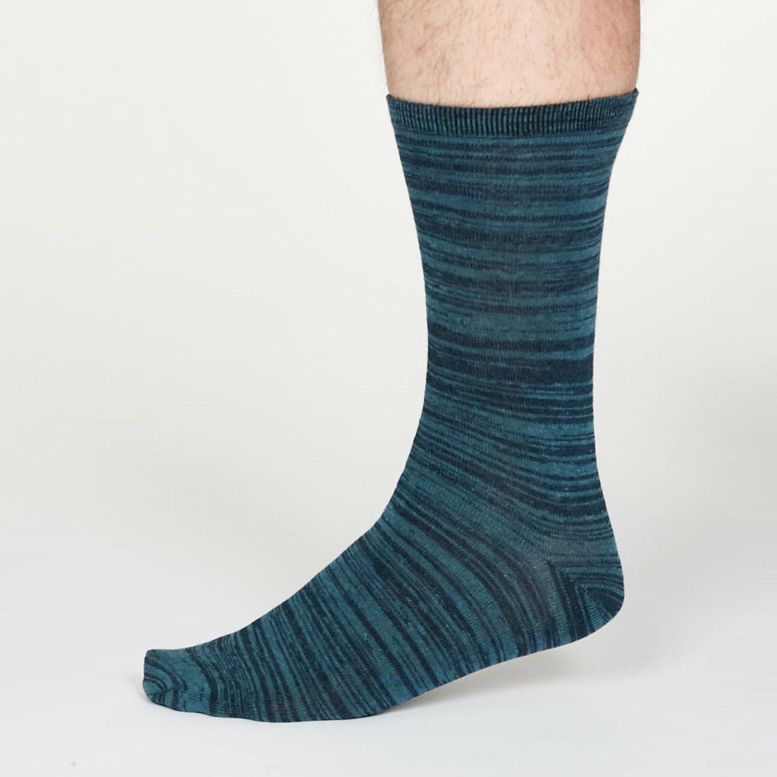 Bambus Herrensocken – Space dye