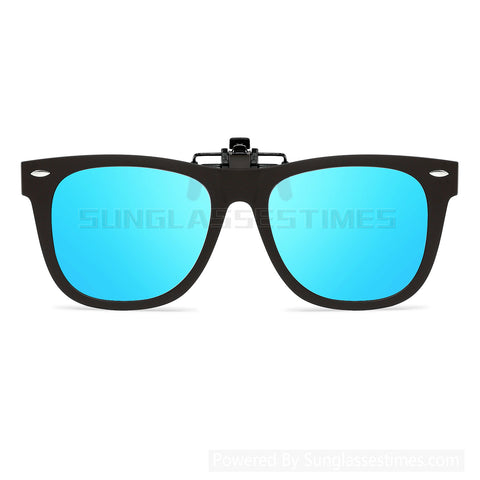Clip-on Sunglasses for Prescription Glasses