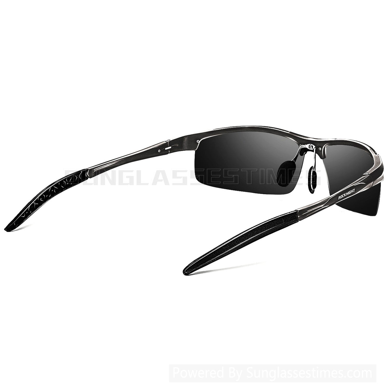 HD Polarized Sunglasses Mg-al for Golf Fish Motocycle Driving