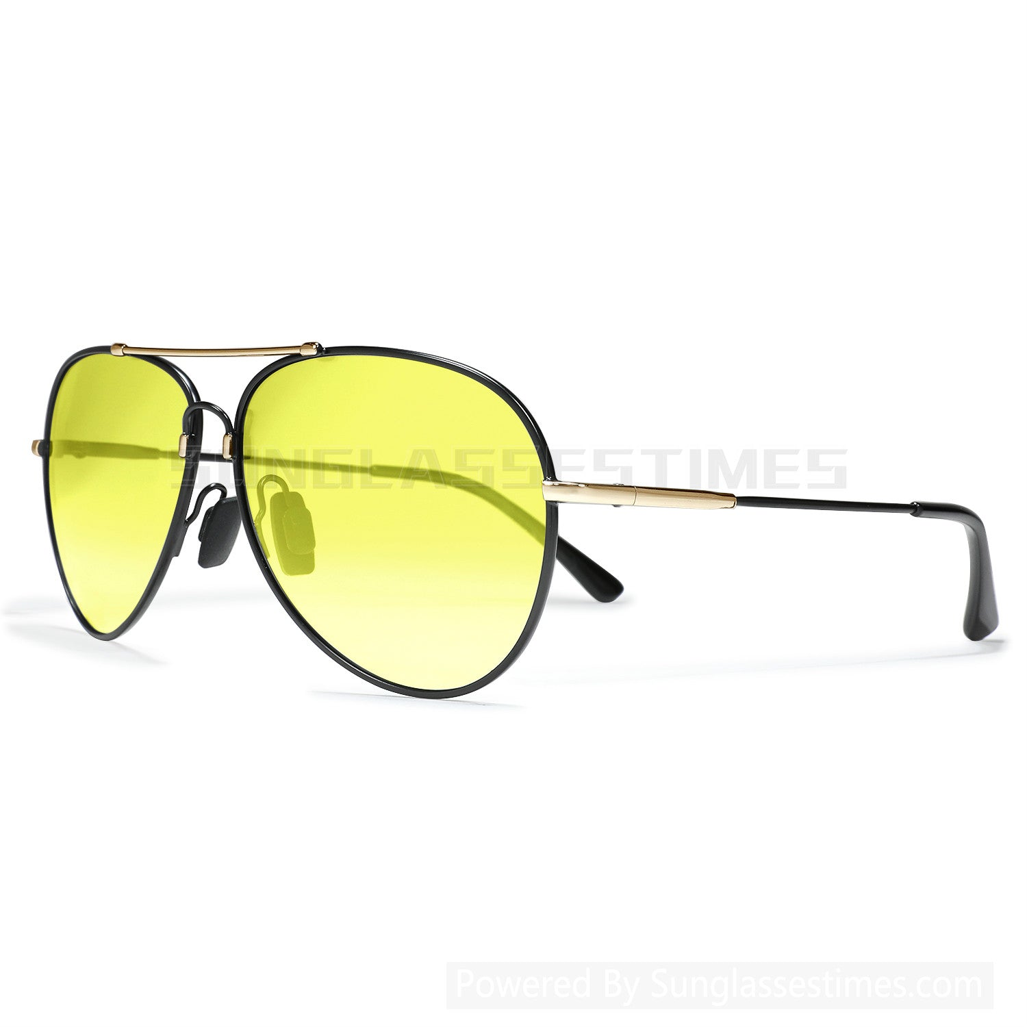 Memory Titanium Frame Polarized Sunglasses UV400