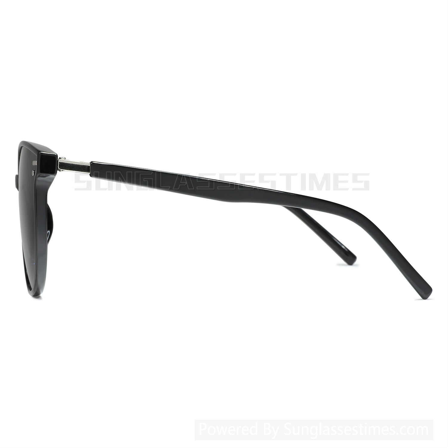 Fashion Polarized Sunglasses TR90 with Case