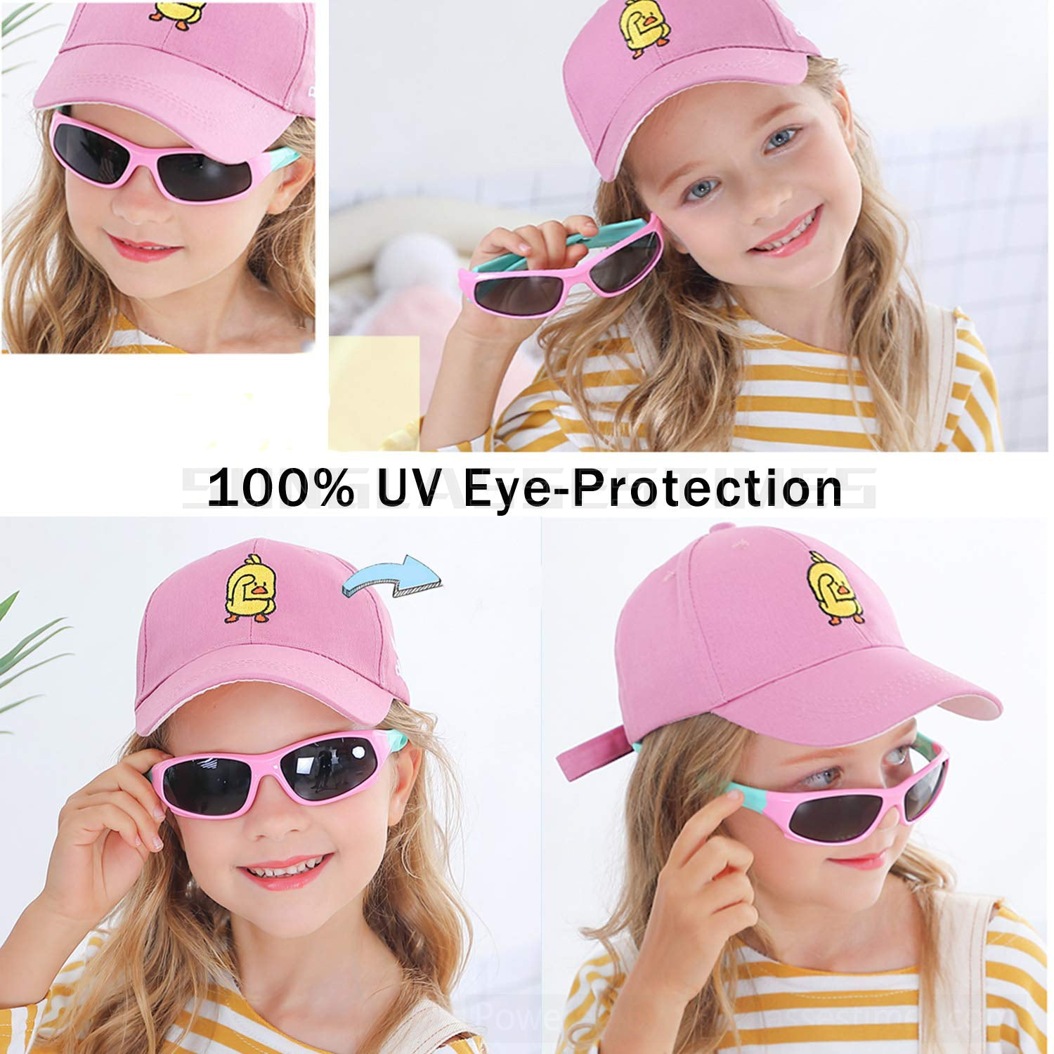 Polarized Sunglasses for Kids