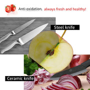 Modern Kitchen Knives Set