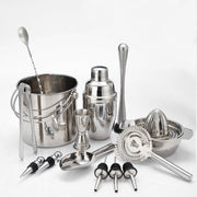 Stainless Steel Bartender Tool Set