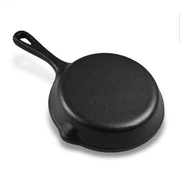 1Pc Cast Iron Pan