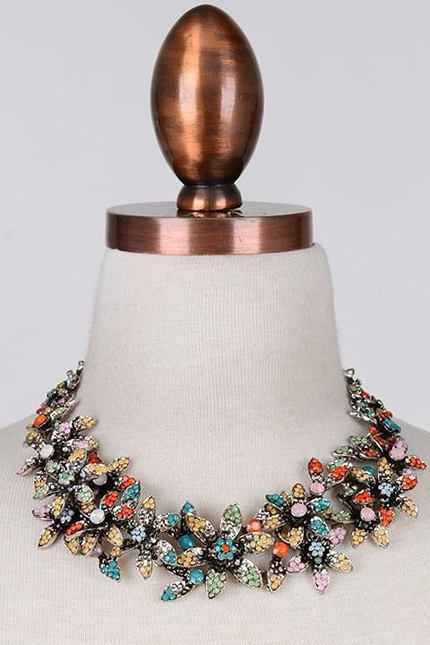 Multicolor Necklace