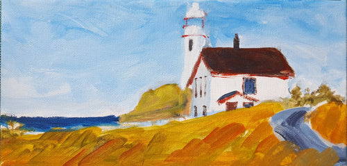 Lobster Cove Head I