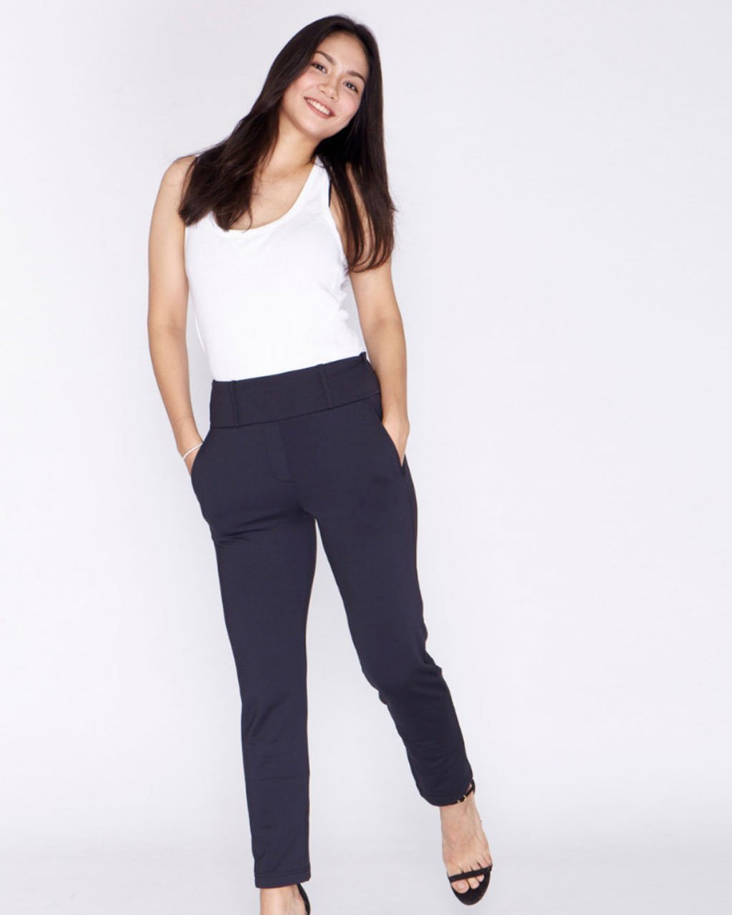 The Everyday Pant - Onyx Black