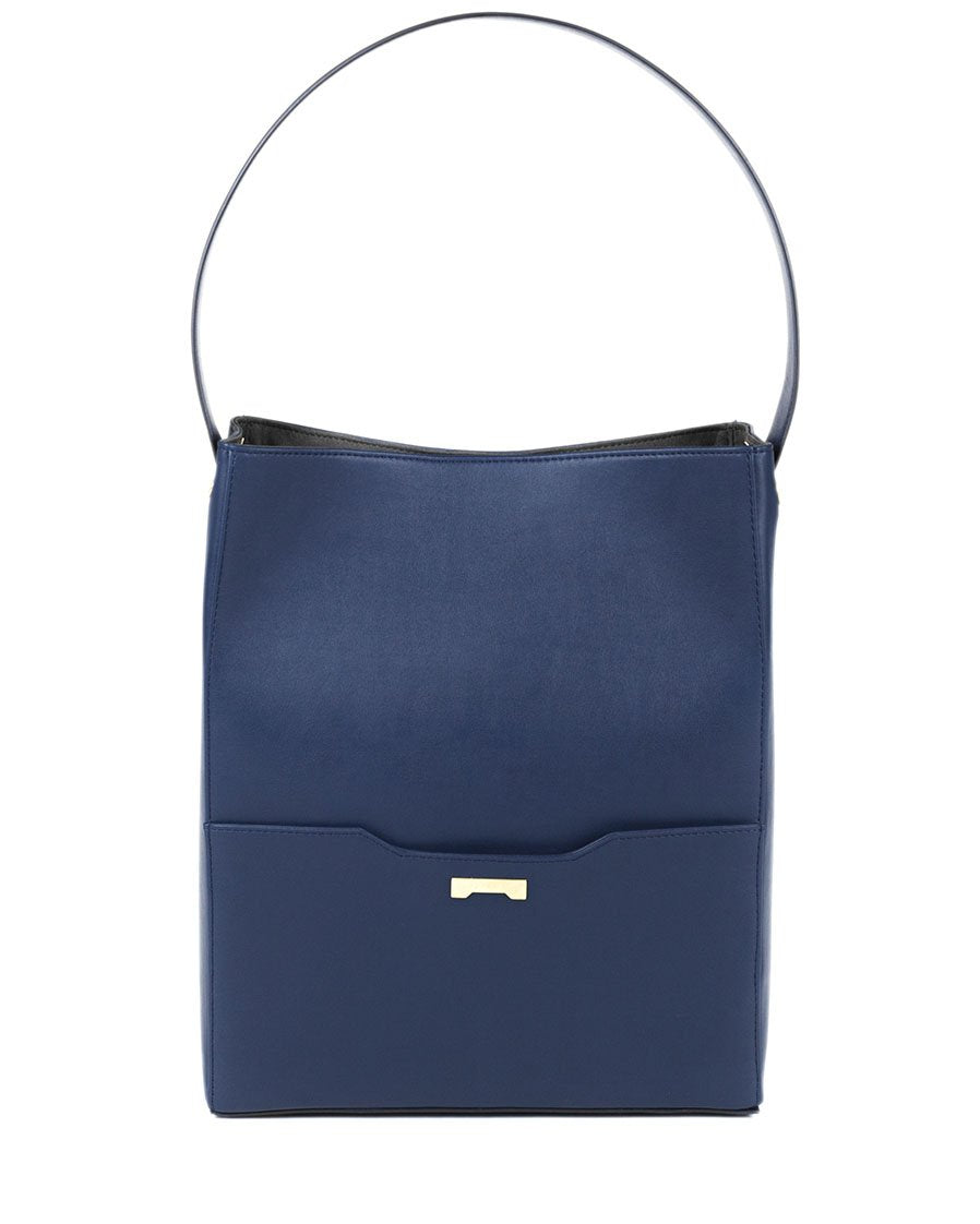 Bucket Bag Dark Blue