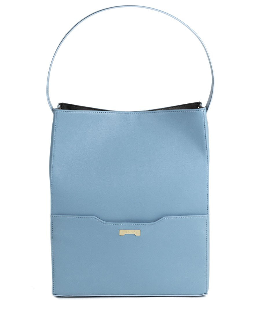 Bucket Bag Light Blue