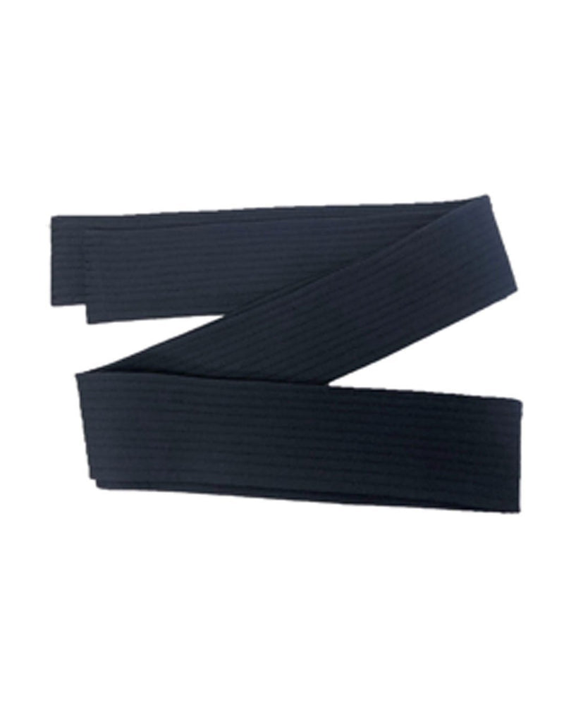 The Everyday Stitched Belt - Black