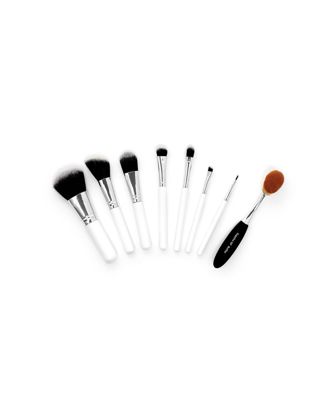 Brush set   Cruelty free