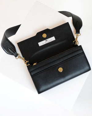 Mini Bag Strap Black