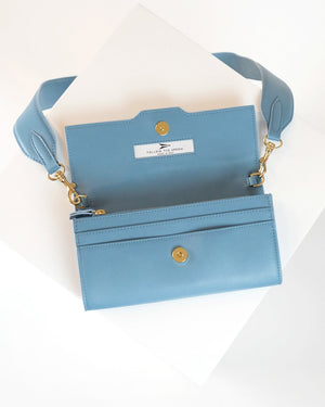 Mini Bag Strap Light Blue
