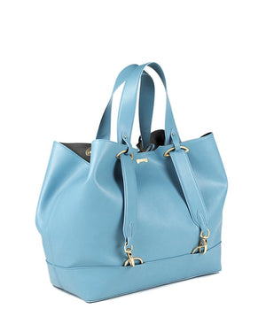 Backpack Shopper Light Blue