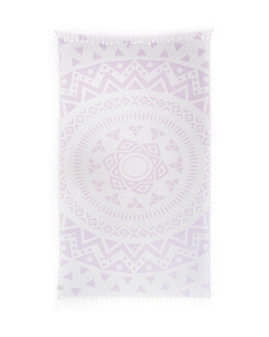 Tofino Towel - Premium Light Weight Turkish Towels - The Radar Series - Lilac