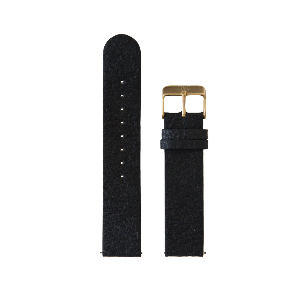 20mm Pinatex Band (Black)