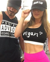 Vegan Club Sports Bra