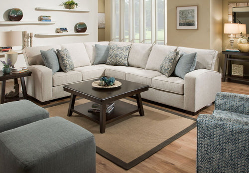 Simmons Westwood Sectional (Grain)