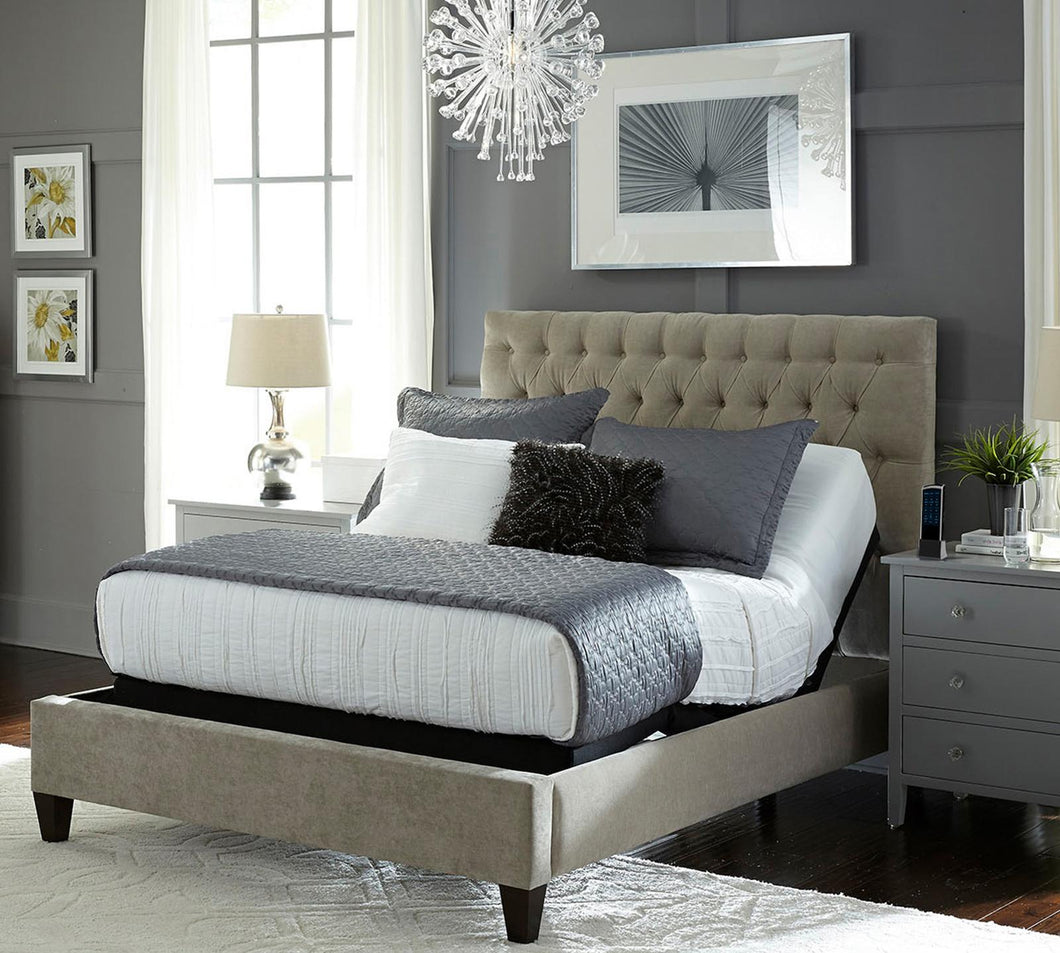Adjustable Base WITH Luxury Memory Foam Mattress