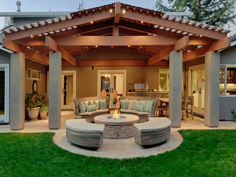 Unique And Inspirational Back Porch Ideas And Styles For Small