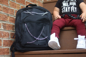 Off the chain backpack