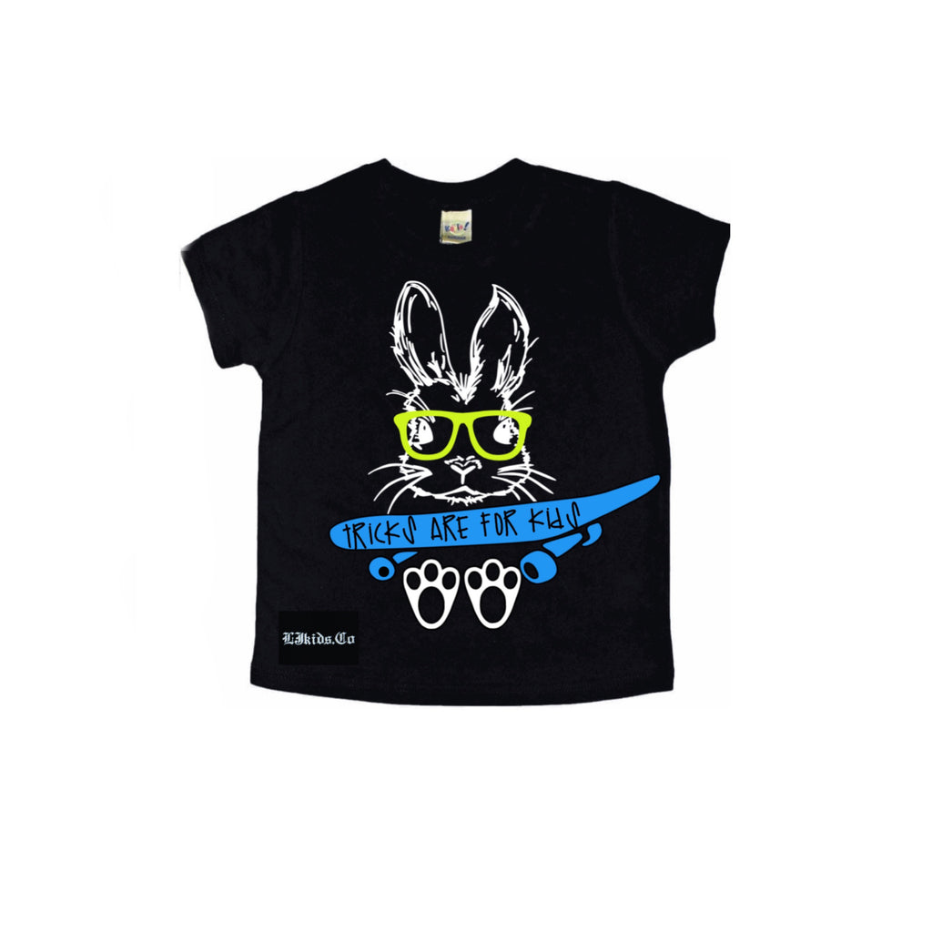 Tricks Are For Kids Tee