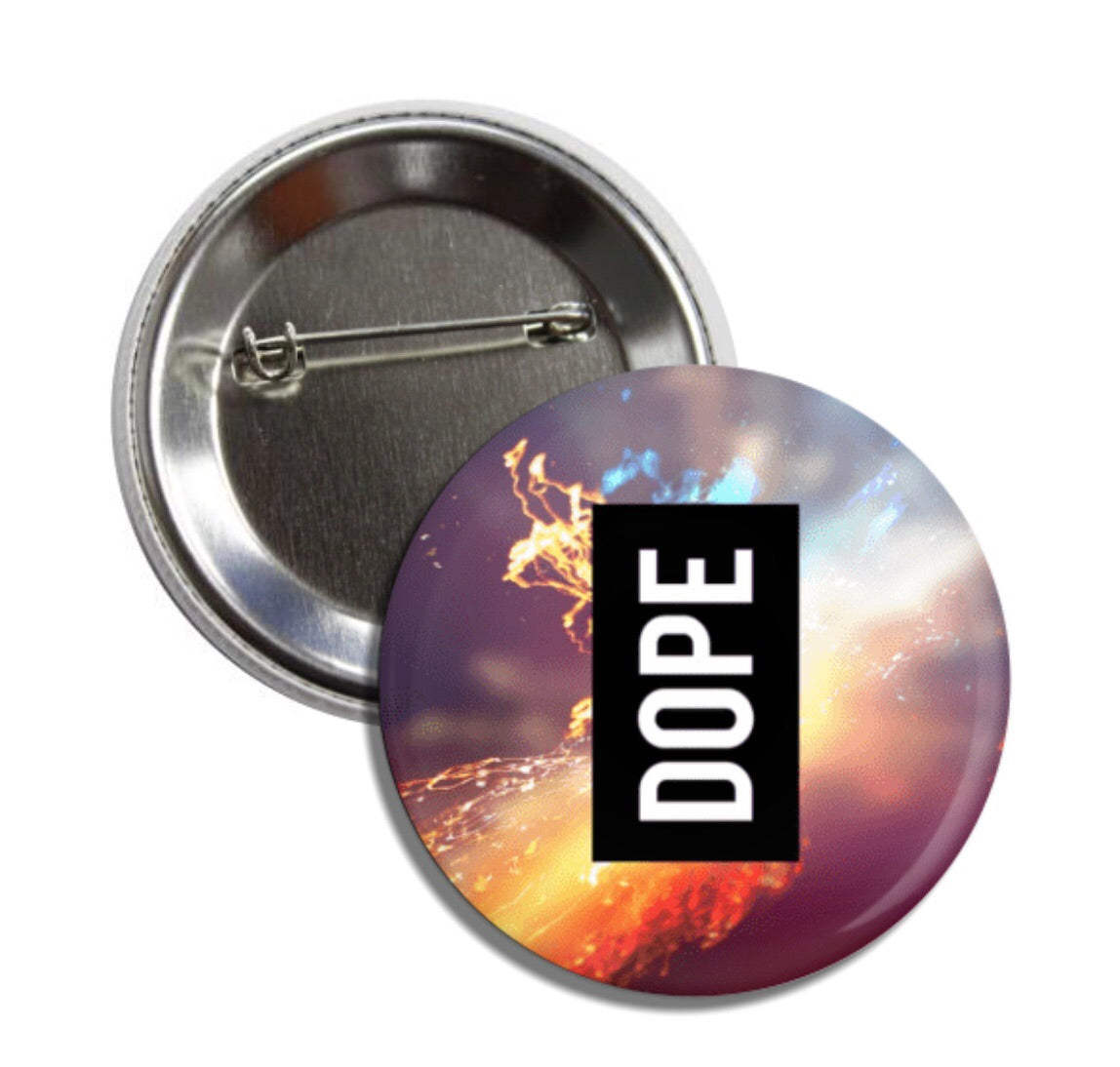 Trippy dope button