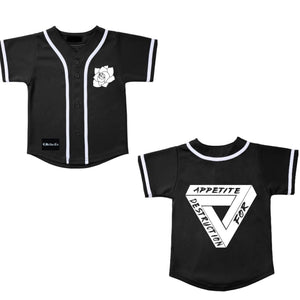 Appetite For Destruction Baseball Jersey