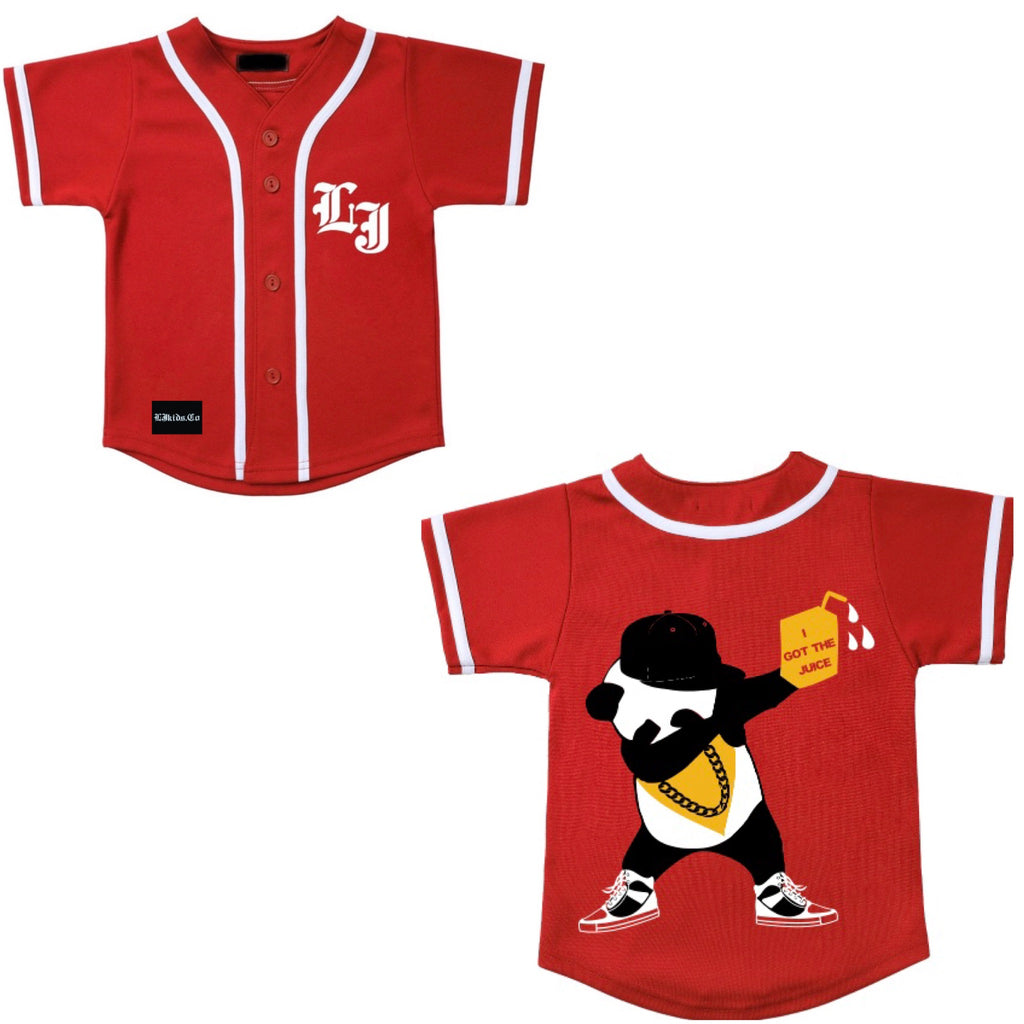 I Got The Juice Baseball Jersey