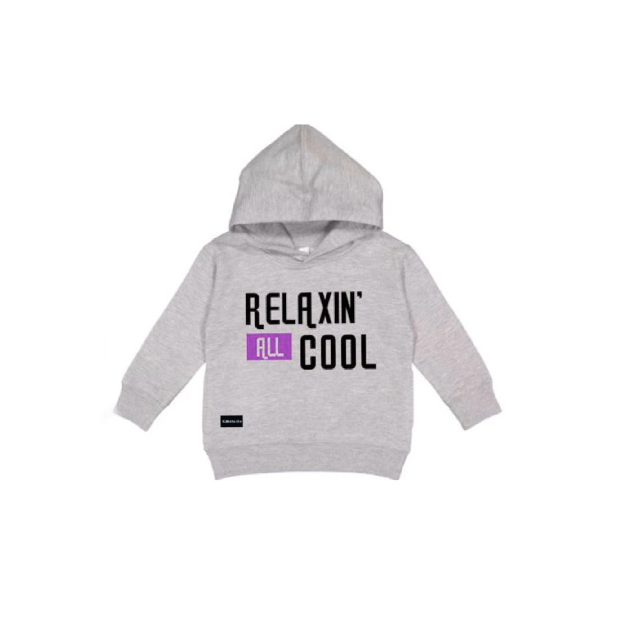 Relaxin' All Cool Hoodie