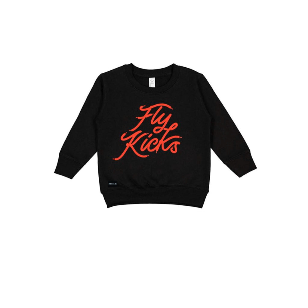Fly Kicks Sweatshirt