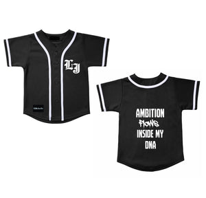 Ambition inside my DNA Baseball Jersey