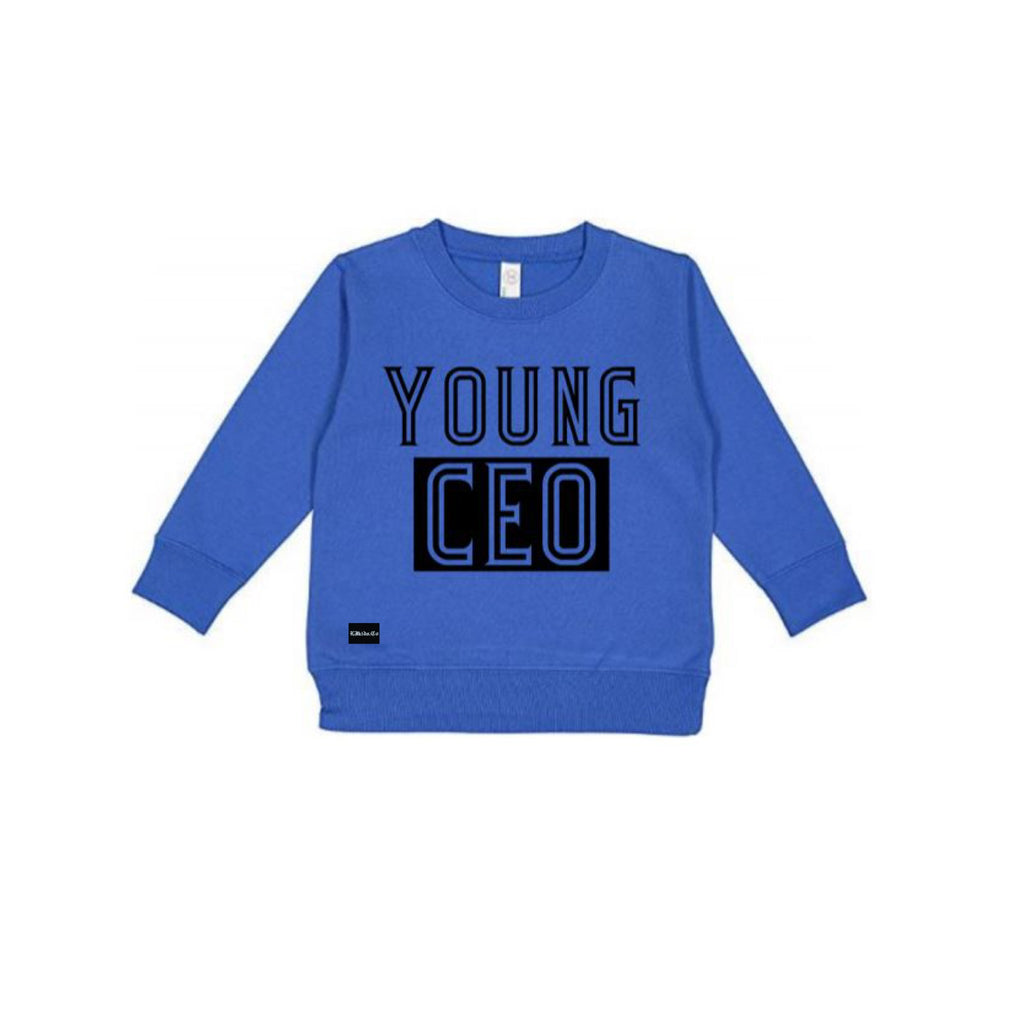Young CEO Sweatshirt