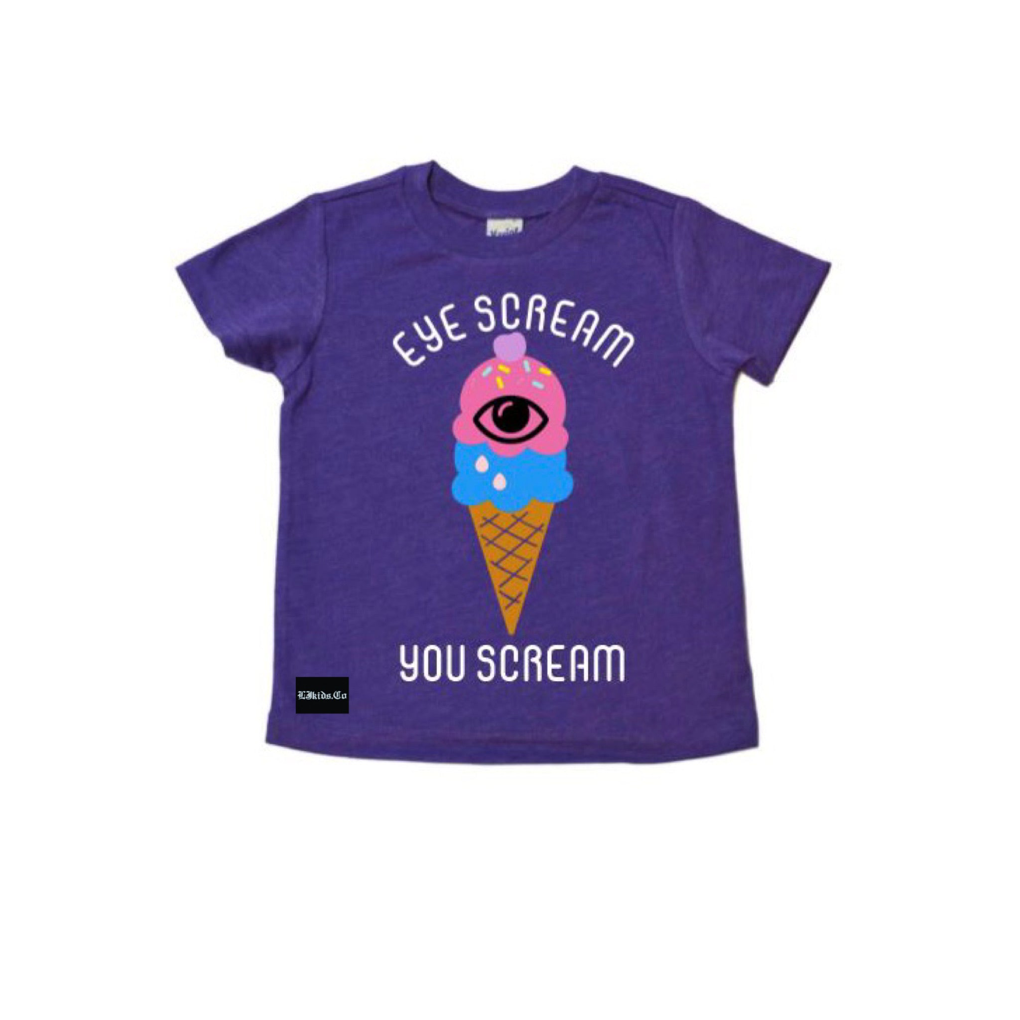 Eye Scream Tee