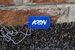 ICON dog tag