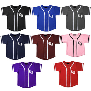 Life as a shorty Baseball Jersey