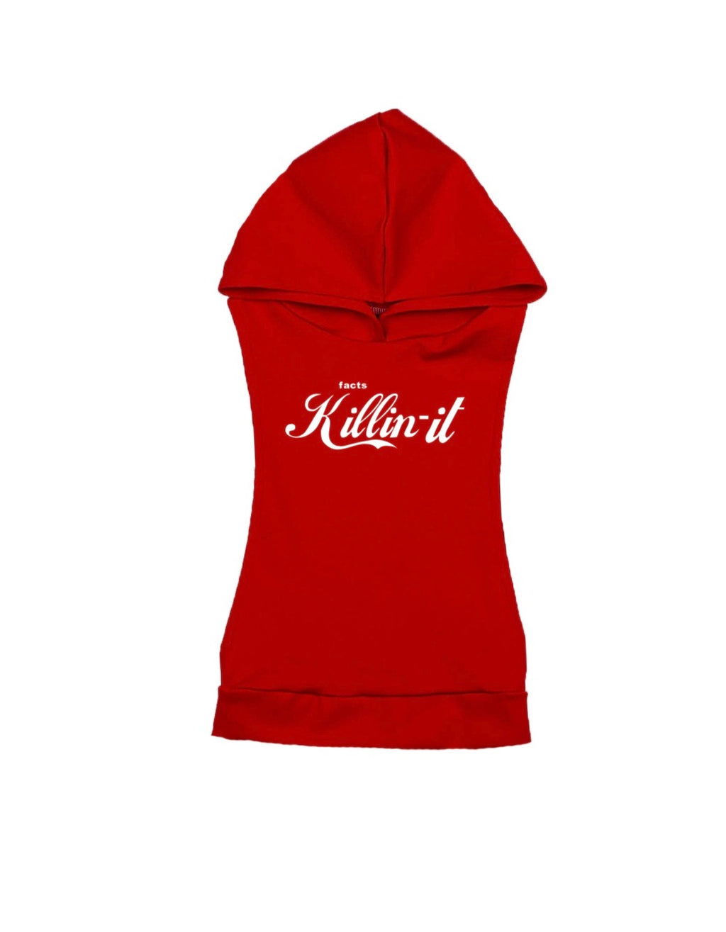 Killin' It Edgy Tank