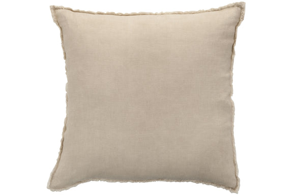 Coussin Delave Lin Cushion Stonewashed Linen