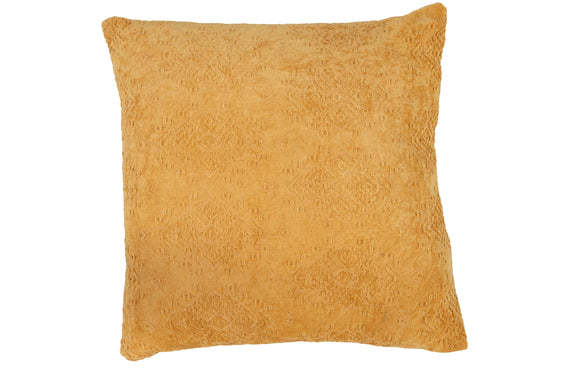 Coussin Carre Fayola Coton Cushion Square Cotton