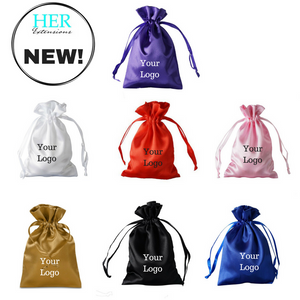 NEW! Custom Satin Bags