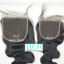 NEW! 5x5 Lace Closure 10% OFF