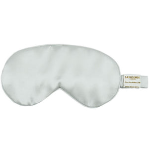 Silver Sky Eye Mask - Every Dream Has a Silky Lining! - Satosense