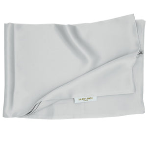 Silver Sky Pillowcase - Every Dream Has a Silky Lining! - Satosense